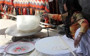 برگزاری جشنواره نان و روستا در باغ ملی شیراز