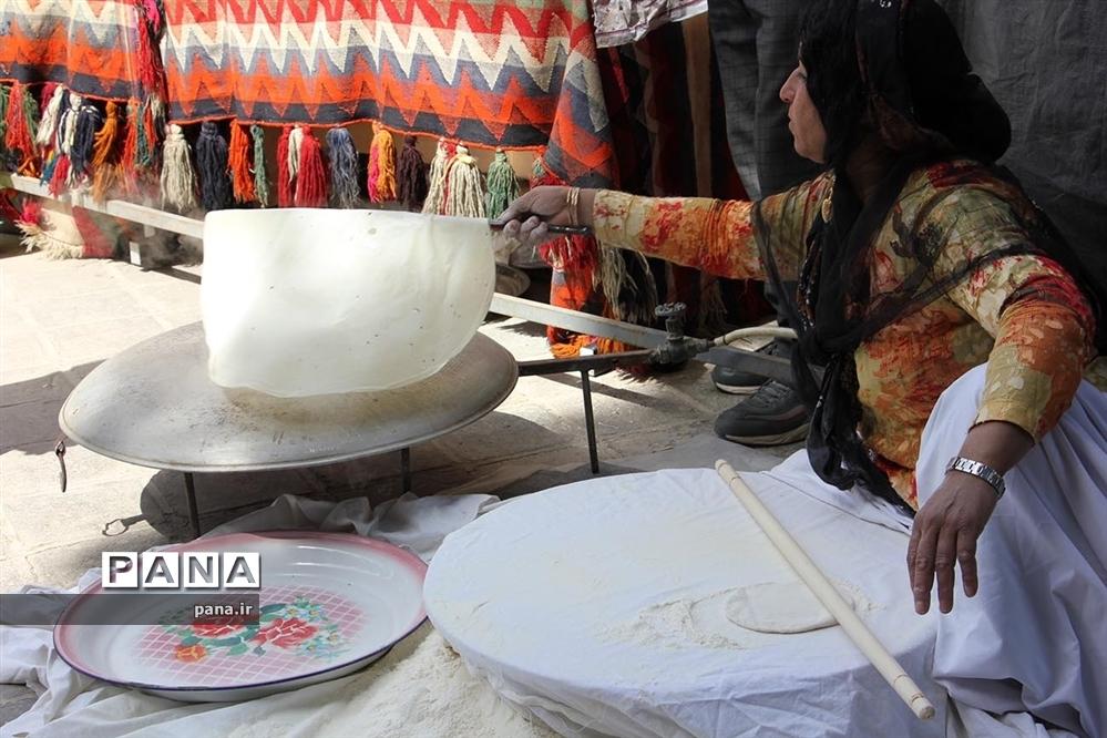 برگزاری جشنواره نان و روستا در شیراز