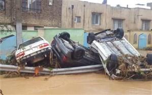 18 کشته و 94 مصدوم بر اثر وقوع سیل در شیراز