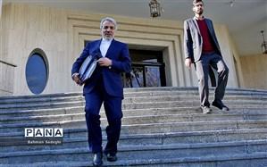 نوبخت به نمایندگی از رئیسجمهوری عازم شیراز شد