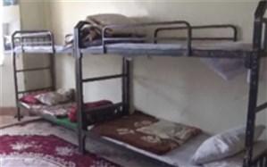 اسکان اضطراری  150   مسافر نوروزی  در راه مانده در مدارس میانه
