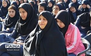 مدیرآموزشگاه دخترانه حجاب شهرری: یکی از اهداف سند تحول بنیادین داشتن حیات طیبه است