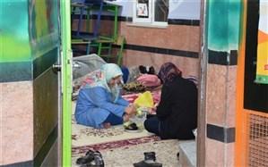 3 برابر ظرفیت ، مسافر در ستاد اسکان فرهنگیان شهرستان دشتی پذیرش شده است
