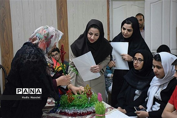 جشنواره سرسبزی به همت سازمان رفاهی تفریحی شهرداری بیرجند