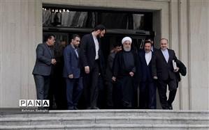 بررسی عملکرد سال گذشته 6 دستگاه دولتی با حضور روحانی