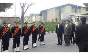 بازدید وزیر آموزش و پرورش از کانون اصلاح تربیت تهران