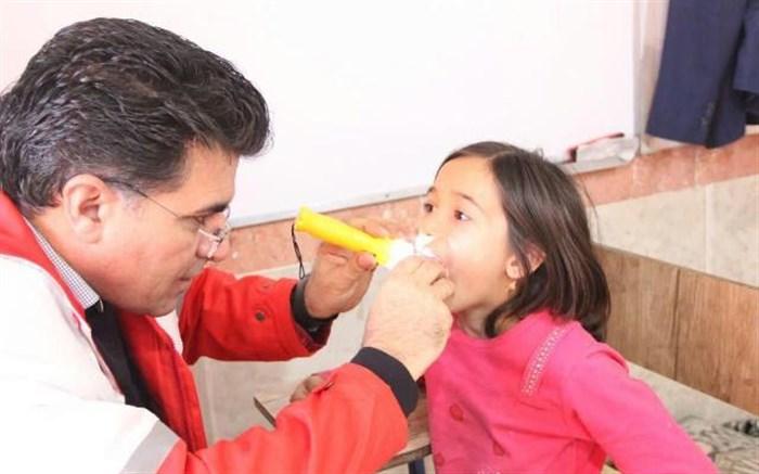 ماموریت های امدادی هلال احمر