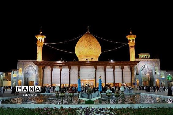 شاهچراغ نگین گردشگری شیراز