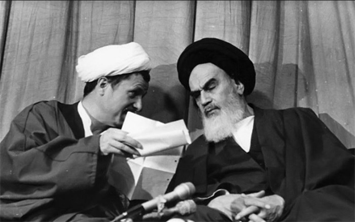 هاشمی و امام