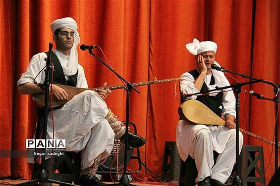 آیین اختتامیه اولین جشنواره ملی آیینهای نوروزی