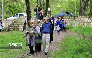 اقامت بیش از 13 میلیون نفر شب مسافر نوروزی در مازندران