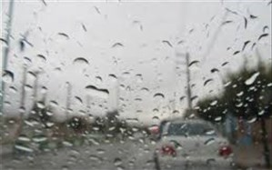 لغزندگی و مه گرفتگی جاده های استان سمنان