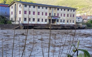 سیل به 111 مدرسه مازندران خسارت وارد کرد