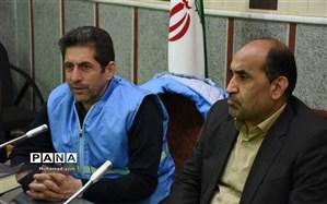 کرمانشاه قبل از بحران، سیل را کنترل کرد