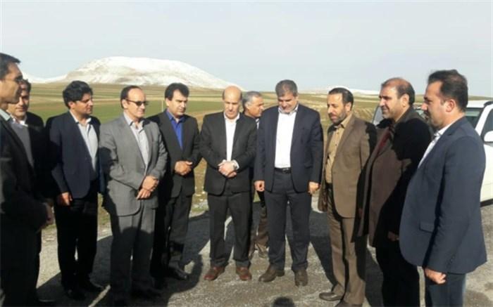 حضور نماینده ویژه وزیر آموزش و پرورش در مناطق سیلزده لرستان