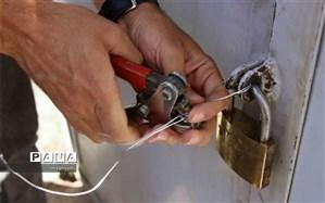 سه کارگاه شیرینی پزی و یک آشپزخانه فاقد مجوز در رودبار جنوب پلمب شدند
