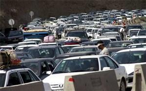 ترافیک پرحجم در محدوده کلانشهرها