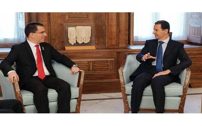 بشار اسد: ونزوئلا بحران را پشت سر میگذارد/ونزوئلا و سوریه رخدادهای مشابهی دارند