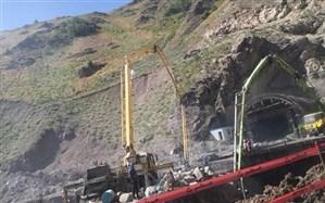 قطعه یک آزادراه تهران- شمال امسال بهرهبرداری میشود