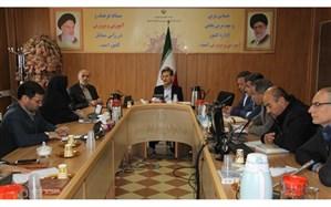نشست ستاد صیانت از حقوق شهروندی استان  کردستان برگزار شد