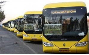 ۳۰۰ اتوبوس رایگان زائران نیمه شعبان را به مسجد مقدس جمکران جابهجا میکنند