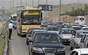 تردد بیش از 9 میلیون خودرو در محورهای استان سمنان