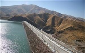 بیش از ۱۴۰۰ میلیارد مترمکعب آب در پشت سدهای آذربایجان غربی ذخیره شده است