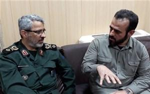 ۱۰۰ جهادگر سپاه و بسیج استان سمنان به پلدختر اعزام شدند