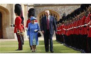 احتمال سفر ترامپ به انگلیس در ژوئن