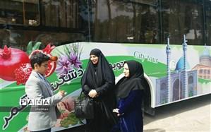 فعالیت ویژه گردشگری در کاشمر