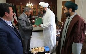 دیدار مدیرکل آموزش و پرورش اردبیل ، با مدیران کل اوقاف و امور خیریه و فرهنگ و ارشاد اسلامی استان