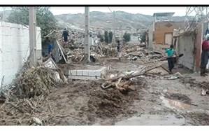 اختصاص 2 روز حقوق پرسنل منطقه ویژه اقتصادی دوغارون به سیلزدگان کشور