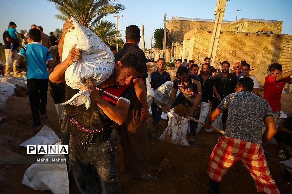 سیلزدگان خوزستان: مردمی که میخواهند با هم از بحران عبور کنند
