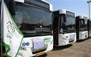 فعالیت ۲۱ دستگاه اتوبوس در خط پردیسان