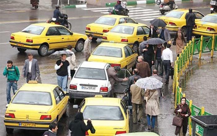 تاکسی در قم