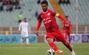 شجاعی از تیم سرخپوشان تبریزی جدا شد