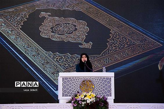 آغاز مرحله نیمه نهایی مسابقات بین المللی قرآن کریم دانش آموزان جهان اسلام در بخش دختران
