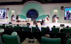 آیین افتتاحیه سیوششمین دوره مسابقات بینالمللی قرآن کریم برگزار شد