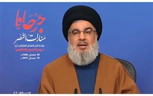 سیدحسن نصرالله: پاسخ مقاومت به تجاوز اسرائیل از لبنان خواهد بود