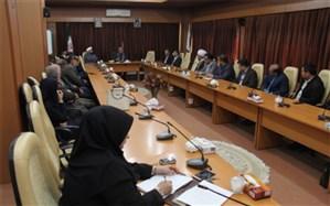 برگزاری نشست روشنگری افسران جنگ نرم در دانشگاه آزاد اسلامی اسلامشهر