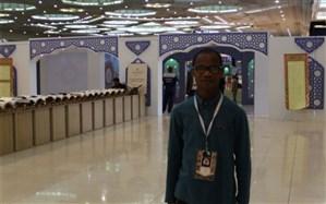 حافظ روشندل توگو:حافظان قرآن در روز محشر از خیرات کثیر برخوردار هستند