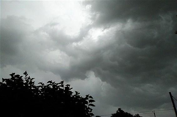 بارش پراکنده باران در ۱۴ استان