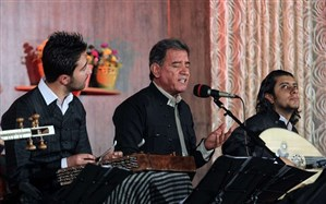 کنسرت موسیقی «عدنان کریم» در مهاباد برگزار شد