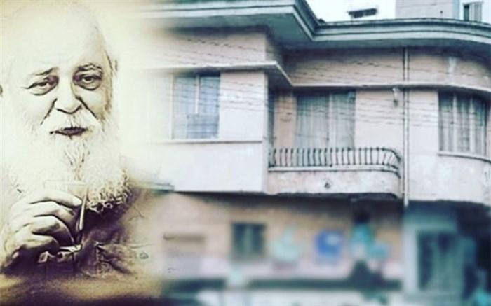 عملیات تخریب خانه کودکی ابتهاج در رشت متوقف شده است