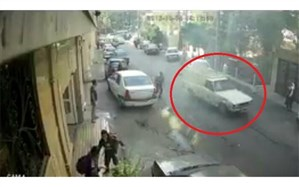 متهم معروف به «راننده وانت جنجالی» پاکبان محله میشود