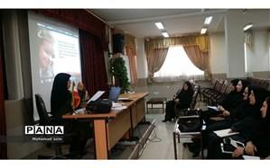 اجرای طرح ملی ارتقای مهارتهای پرورشی مربیان مدارس متوسطه دختران