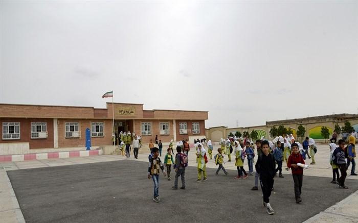 مدارس روستایی 9 شهرستان خراسان جنوبی تعطیل شدند