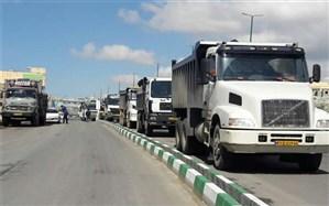 ۲۳ دستگاه ماشین آلات از آذربایجان غربی به مناطق سیل زده وارد شد