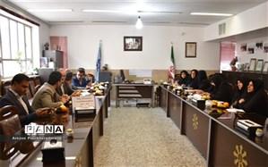 برگزاری جلسه مدیران مدارس متوسطه دوره اول و دوم سمپاد استان یزد
