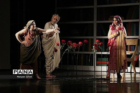 اجرای نمایش «سقراط»